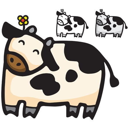 cow Stock Vector - 2331765