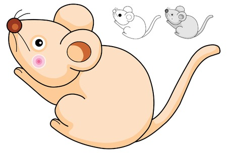 year of rat: Mouse