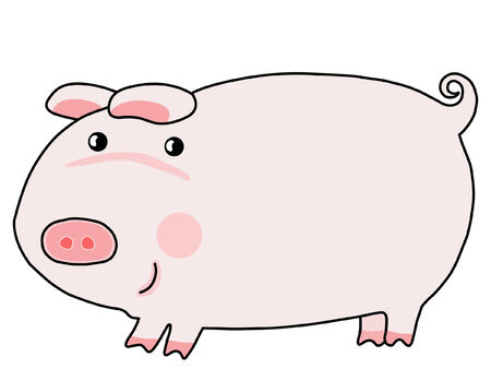 Pig Stock Vector - 2331866