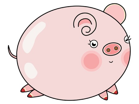 Pig Stock Vector - 2331868