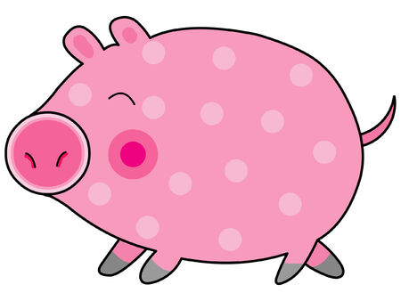 Pig Stock Vector - 2331871