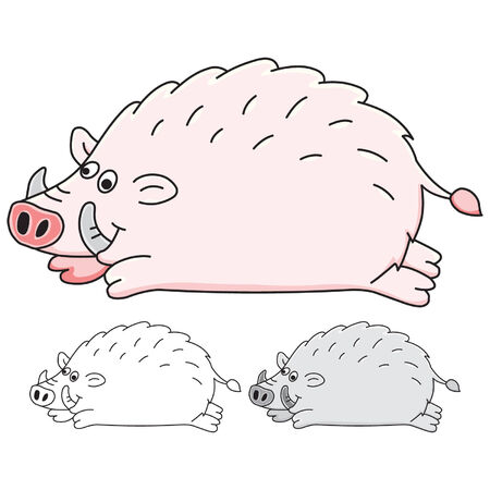 Pig Stock Vector - 2332046