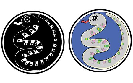 Snake Stock Vector - 2332037