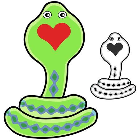 Snake Stock Vector - 2332032