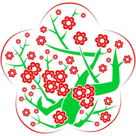 dao: cherry blossom