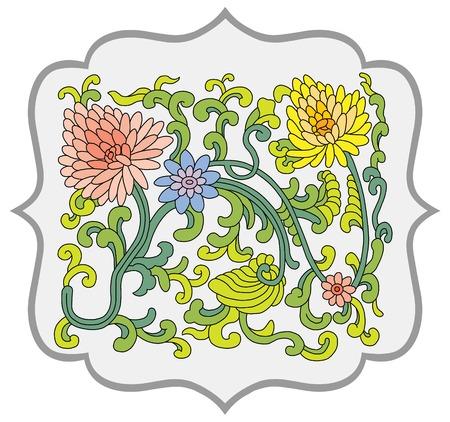 fengshui: cherry blossom