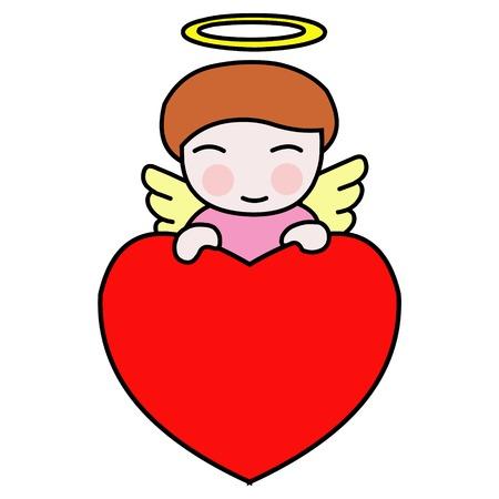 inlove: Velantine angel