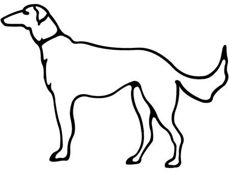 dog Stock Vector - 2364952