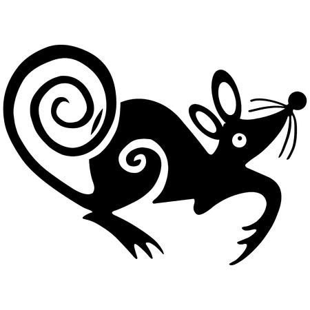 eastern zodiac: Mouse