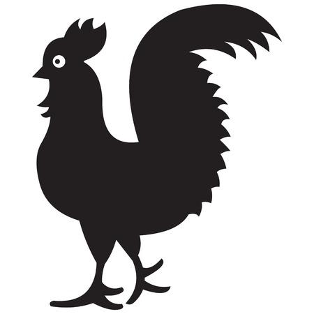 chicken Stock Vector - 2364933