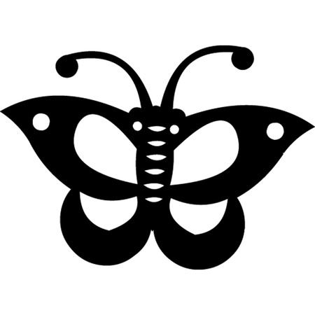 butterfly Stock Vector - 2364930