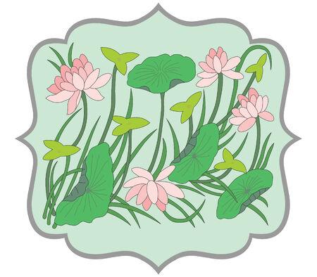 lotus Stock Vector - 2367913