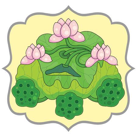 lotus Stock Vector - 2367929