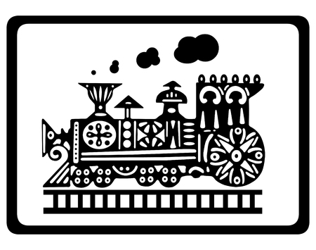 Train Stock Vector - 2367936