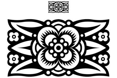dingbats: Victorian Style Pattern