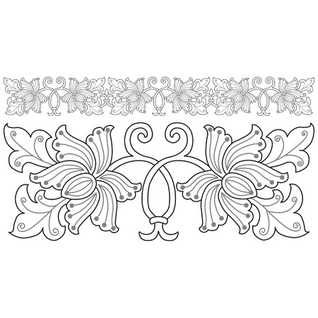 medallion: Chinese Art Elements