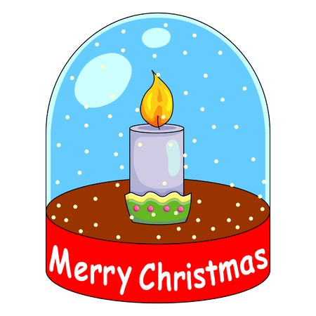 Christmas icon Stock Vector - 3782870