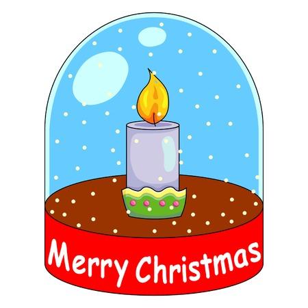 Christmas icon Stock Vector - 3782870
