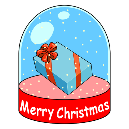 Christmas Icon Set, vector illustration. Vector