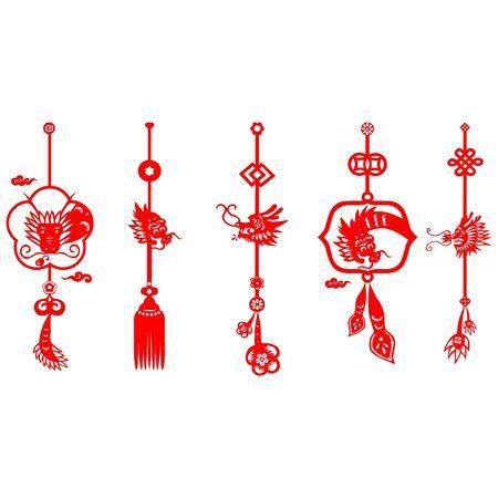 Chinese New Year Dragon 2012
