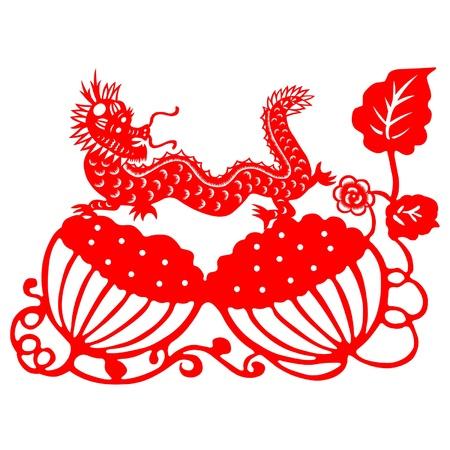 Dragon Stock Vector - 11654975