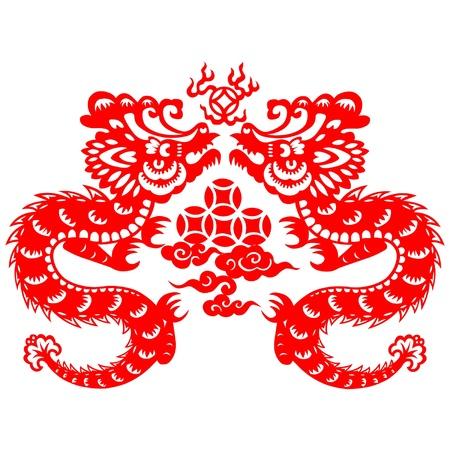 traditionally: Dragon