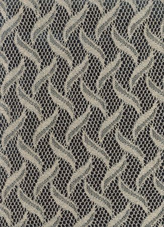 Lacy cloth a background sulfuric with black photo