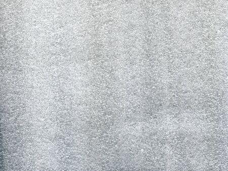Porous white surface
