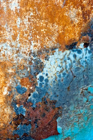 Rusty grunge texture Stock Photo - 7154801