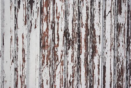 chipped paint: Wood panel with chipped paint. Grunge Style.