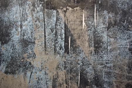 texture of rusty painted metal Stock Photo - 7259577