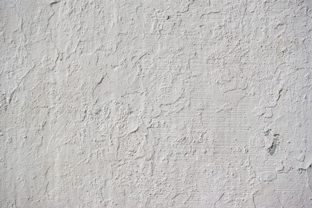 white cement wall photo