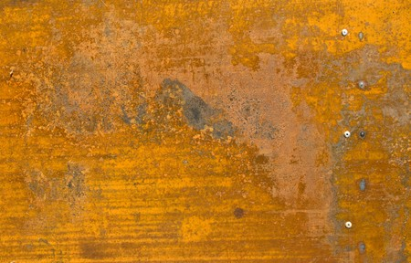 The vintag rusty grunge iron textured background photo