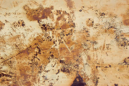 Photo the texture of rusty painted metal Stock Photo - 8195401
