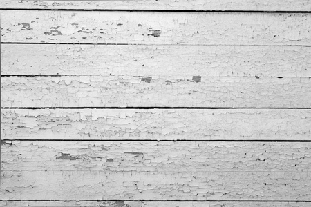 the background of weathered white painted wood Stock Photo - 9675677