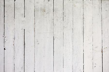 Der Hintergrund weathered weiß lackiertem Holz Standard-Bild - 12746104