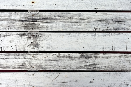 the background of weathered white painted wood