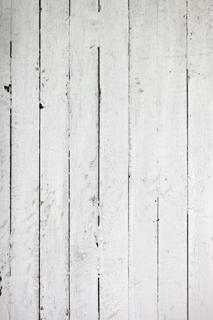 Der Hintergrund weathered weiß lackiertem Holz Standard-Bild - 12746153