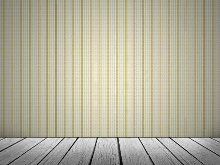 the Empty a white Inter of vintage room Stock Photo - 14030226