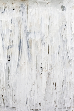 The Background from high detailed fragment stone white wall Stock Photo - 16014299