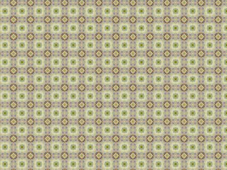 Vintage shabby background with classy patterns  Seamless vintage delicate colored wallpaper  Geometric or floral pattern on paper texture in grunge style Stock Photo - 16203656