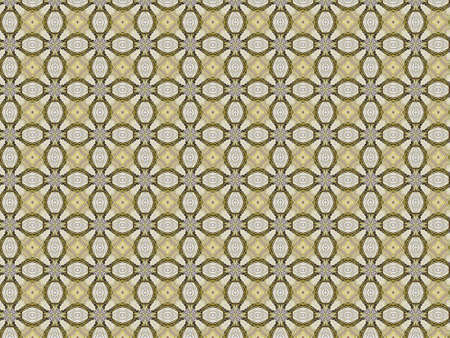 Vintage shabby background with classy patterns  Seamless vintage delicate colored wallpaper  Geometric or floral pattern on paper texture in grunge style  Stock Photo - 16203666