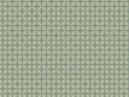 Vintage shabby background with classy patterns  Seamless vintage delicate colored wallpaper  Geometric or floral pattern on paper texture in grunge style Stock Photo - 16875242
