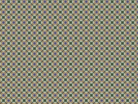 Vintage shabby background with classy patterns  Seamless vintage delicate colored wallpaper  Geometric or floral pattern on paper texture in grunge style Stock Photo - 16875254