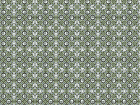Vintage shabby background with classy patterns  Geometric or floral pattern on paper texture in grunge style  Stock Photo - 17086305