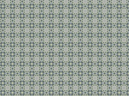 Vintage shabby background with classy patterns  Seamless vintage delicate colored wallpaper  Geometric or floral pattern on paper texture in grunge style  Stock Photo - 17086308