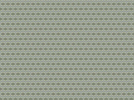 Vintage shabby background with classy patterns  Geometric or floral pattern on paper texture in grunge style Stock Photo - 17174653