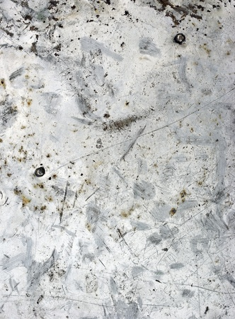 the Photo of the texture of rusty metal  Aluminum Stock Photo - 17254525
