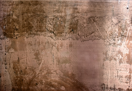 The fhoto of the texture of rusty cupper Stock Photo - 17365593