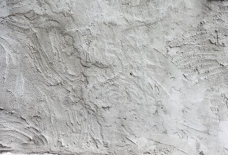 The Background from high detailed fragment stone white wall Stock Photo - 17632392